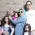 Rosli Family, 2015 Ohio University Street Fair (Mark Clavin/WOUB)
