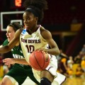 Ohio womens basketball playing Arizona state