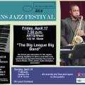 2015 Athens Jazz Festival poster