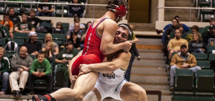 Ohio Wrestling Hold