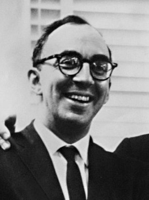 Julian Koenig, circa the late 1960s. Photo: Courtesy of Sarah Koenig