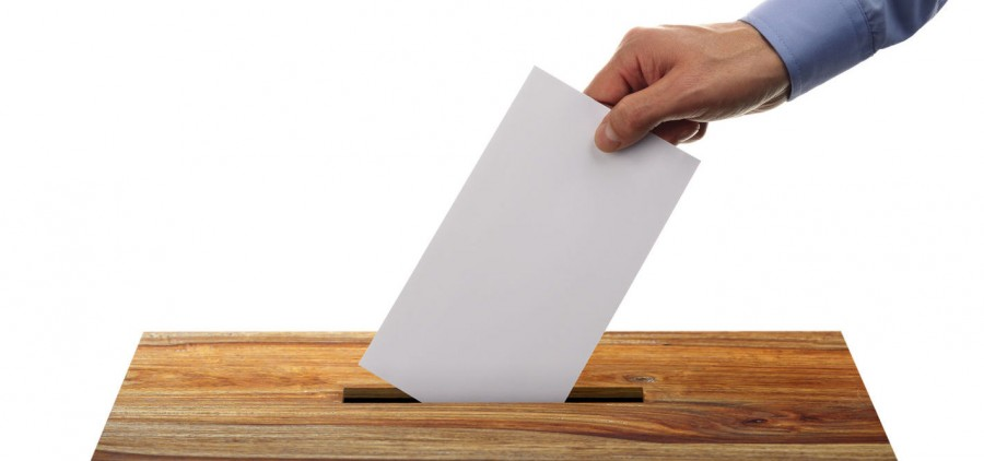 voting ballot box feature