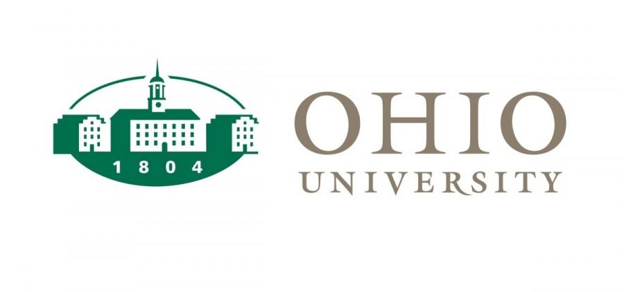 Ohio University logo FEATURE