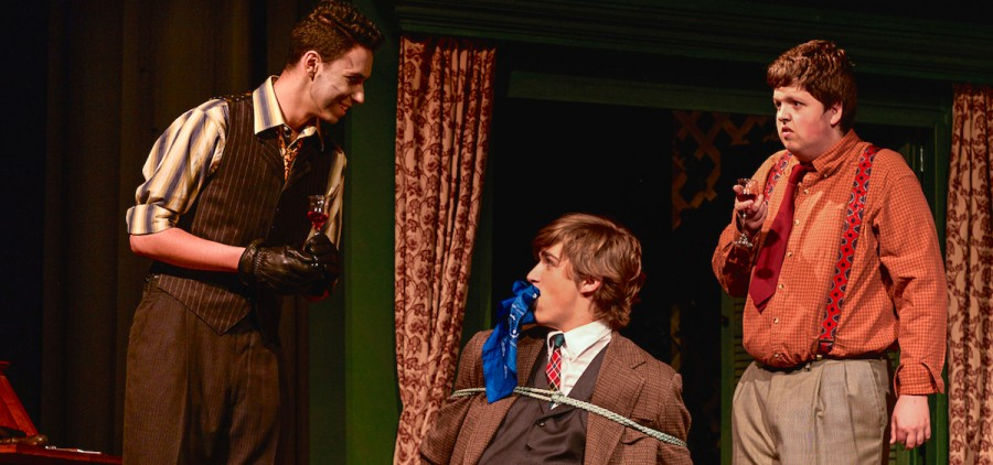 Arsenic & Old Lace/ABC Players (Morristowne Photography)