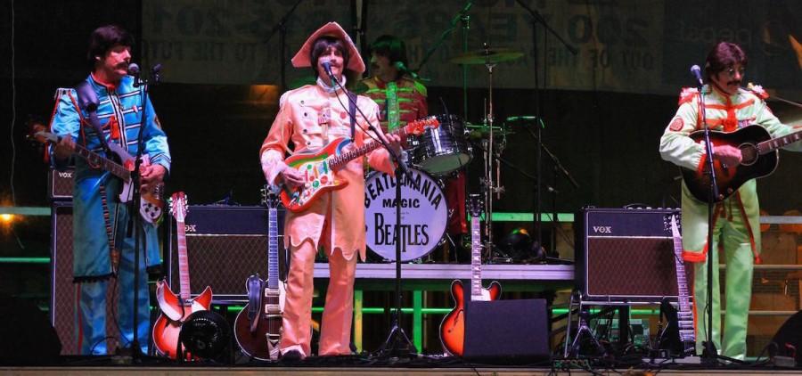 Beatlemania Magic at Wild Turkey Festival