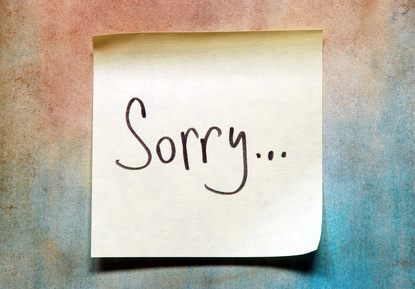 How and when to say im sorry at work woub digital one of those big impact words is sorry its typically defined to include emotions like regret sadness and penitence but in practice it can have many thecheapjerseys Gallery