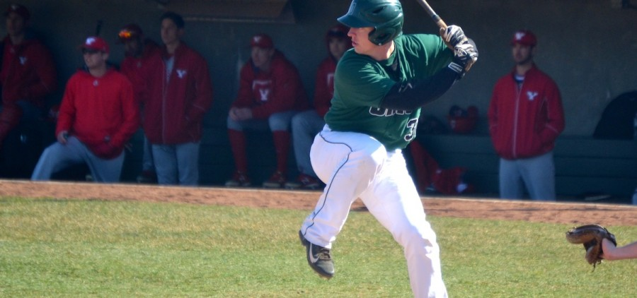 Jake Madsen, Ohio baseball Hit leader at bat