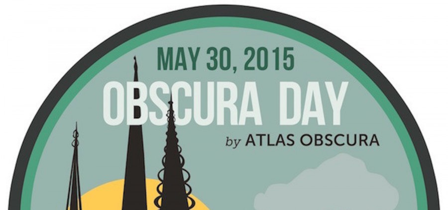 2015 Obscura Day logo