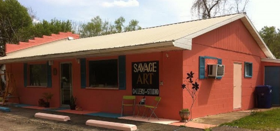 Savage Art Gallery and Studio