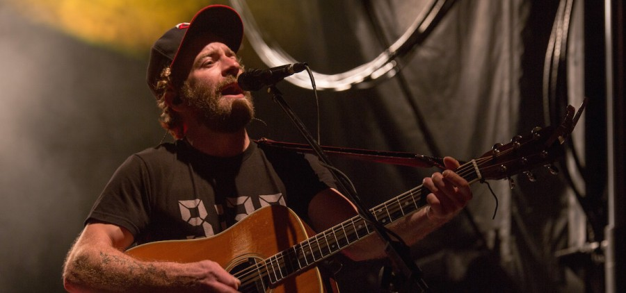 Trampled by Turtles at 2015 NMF (Jasmine Beaubien/WOUB)
