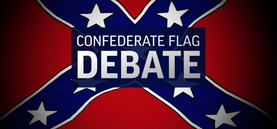 Confederate flag FEATURE