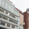 Athena Cinema marquee