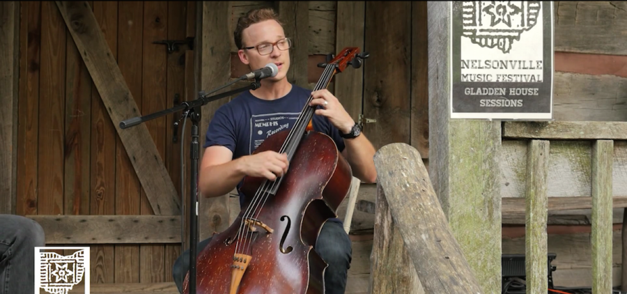 Ben Sollee at Gladden House Sessions, 2015