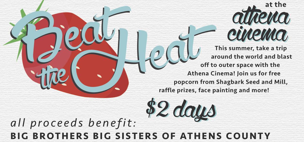 Athena Beat the Heat 2015 banner