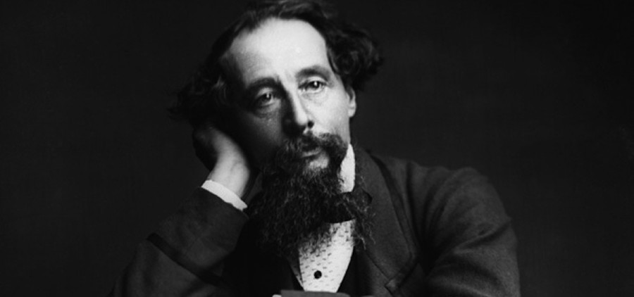 Charles Dickens (HULTON-DEUTSCH COLLECTION)