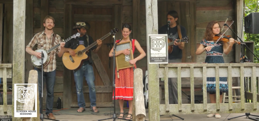 Elephant Revival at 2015 Gladden House Sessions