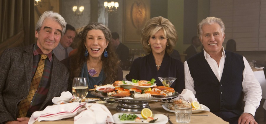Grace and Frankie cast