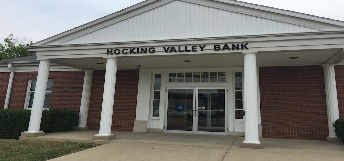Hocking Valley Bank Robbery Suspect Appears in Court - WOUB