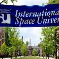 ISU banner, Ohio University campus