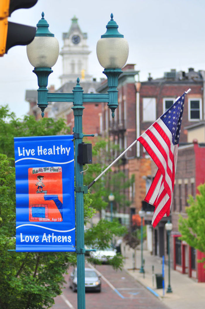 Live Healthy Appalachia banner