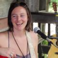 Megan Wormz Bihn at Gladden House Sessions, 2015