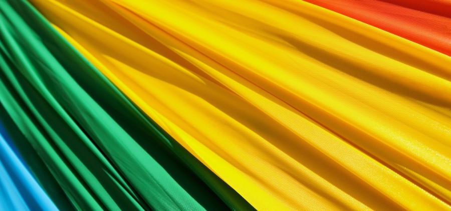 Rainbow flag FEATURE