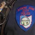 Athens Police patch FEATURE