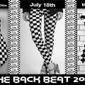 Back Beat flyer