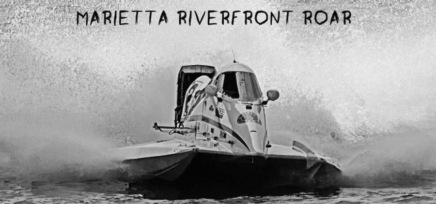 Some of the world's top powerboat racers will compete during the Marietta Riverfront Roar, July 10-12 (Bruce Wunderlich)