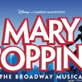 Mary Poppins Broadway banner
