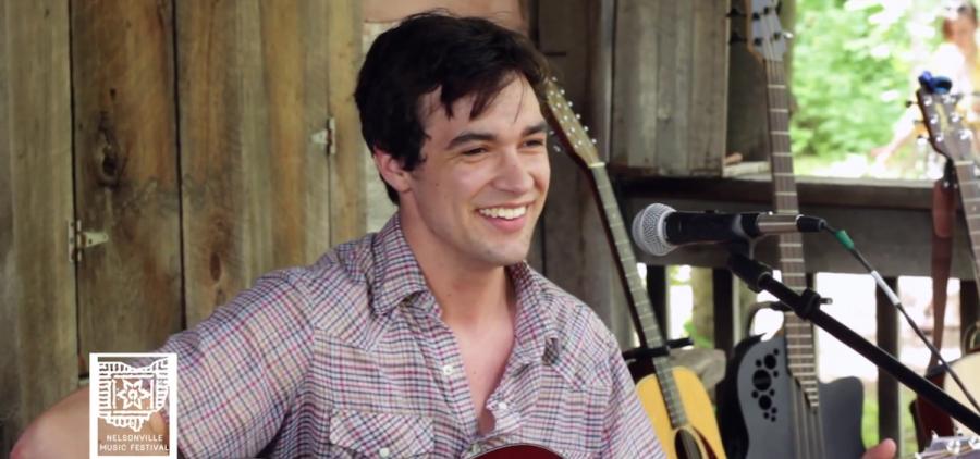 Ben Stalets at Gladden House, 2015