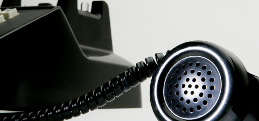 black telephone FEATURE