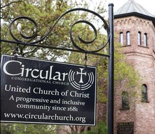 Circular Sign