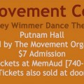 2015 Movement Concert banner