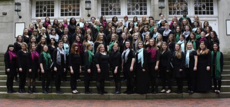 Ohio Women's Ensemble, 2014 (photo provided)