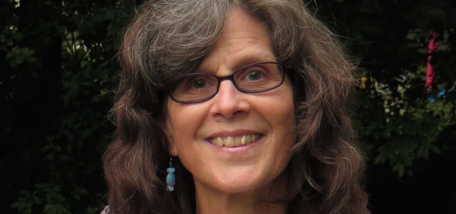 """Wendy McVicker, a longtime host of WOUB's """"Conversations from Studio B,"""" has just published her first book, titled """"The Dancer's Notes."""" (photo provided)"""
