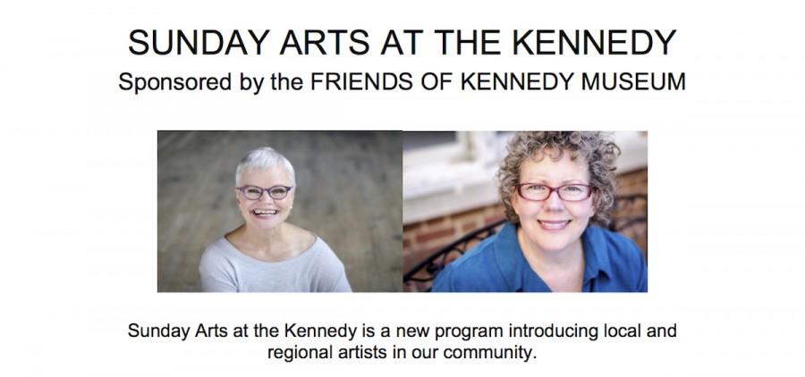 Kennedy Sunday Arts Biechler Delaney