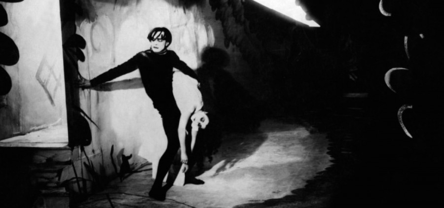 Caligari film still