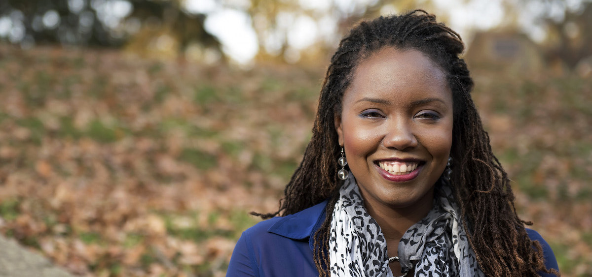 Nicole Eugene will host a free panel discussion and poetry workshop on Nov. 12 for individuals and veterans with hidden disabilities. (photo provided)