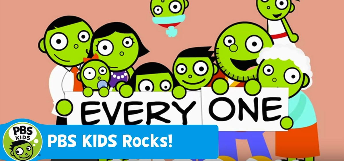 Social Emotional Learning Helps >> PBS Kids Releases Music Album! - WOUB Digital