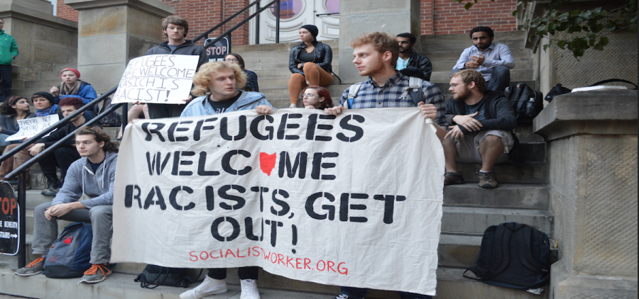 Syrian Refugee Rally Featured Image