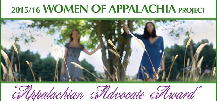 WOA Advocate Award banner