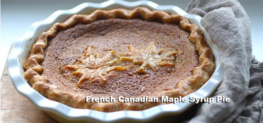 canadian-maple-syrup-pie