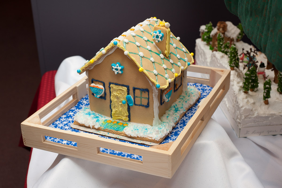 "Group First Place Winner ""Chateau Shalom,"" by Kristin and Jack Miller (Yi-Ke Peng/WOUB)"