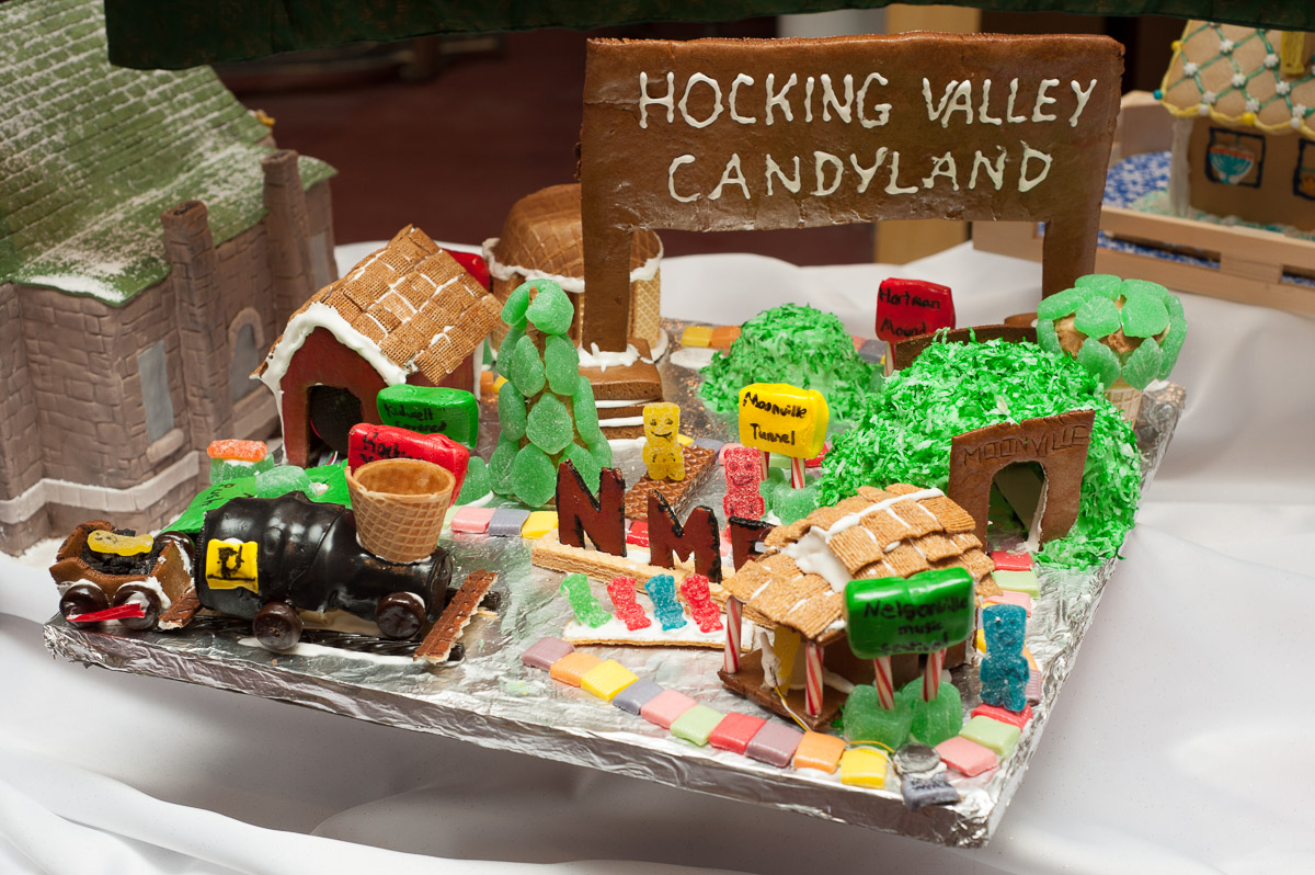 """Hocking Valley Candyland"" by Olivia and Lauren Barnes (Yi-Ke Peng/WOUB)"