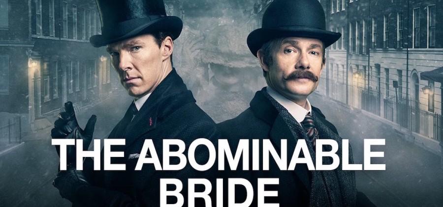 Sherlock Abominable poster crop