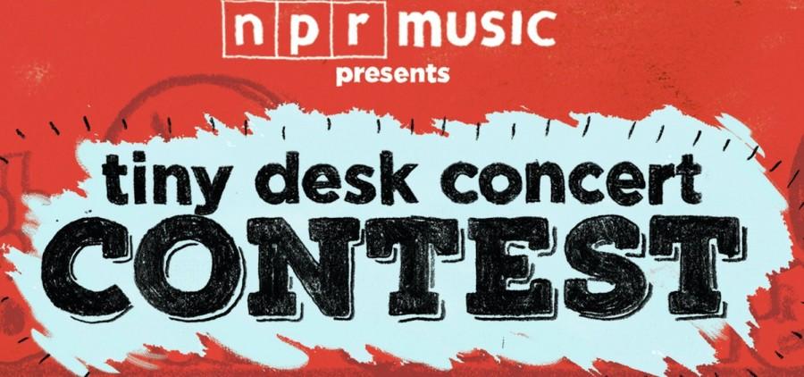 2015 Tiny Desk Concert Contest poster.