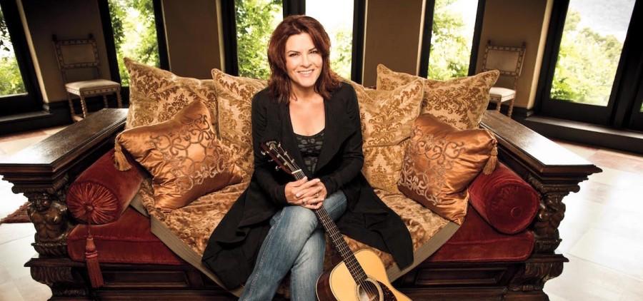 Rosanne Cash will perform at Ohio University's Memorial Auditorium on Jan. 31.