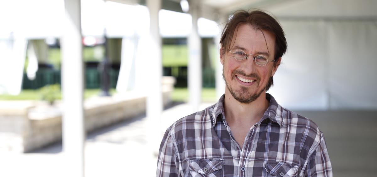 Daniel C. Dennis, artistic director of Tantrum Theater (Matthew Forsythe)