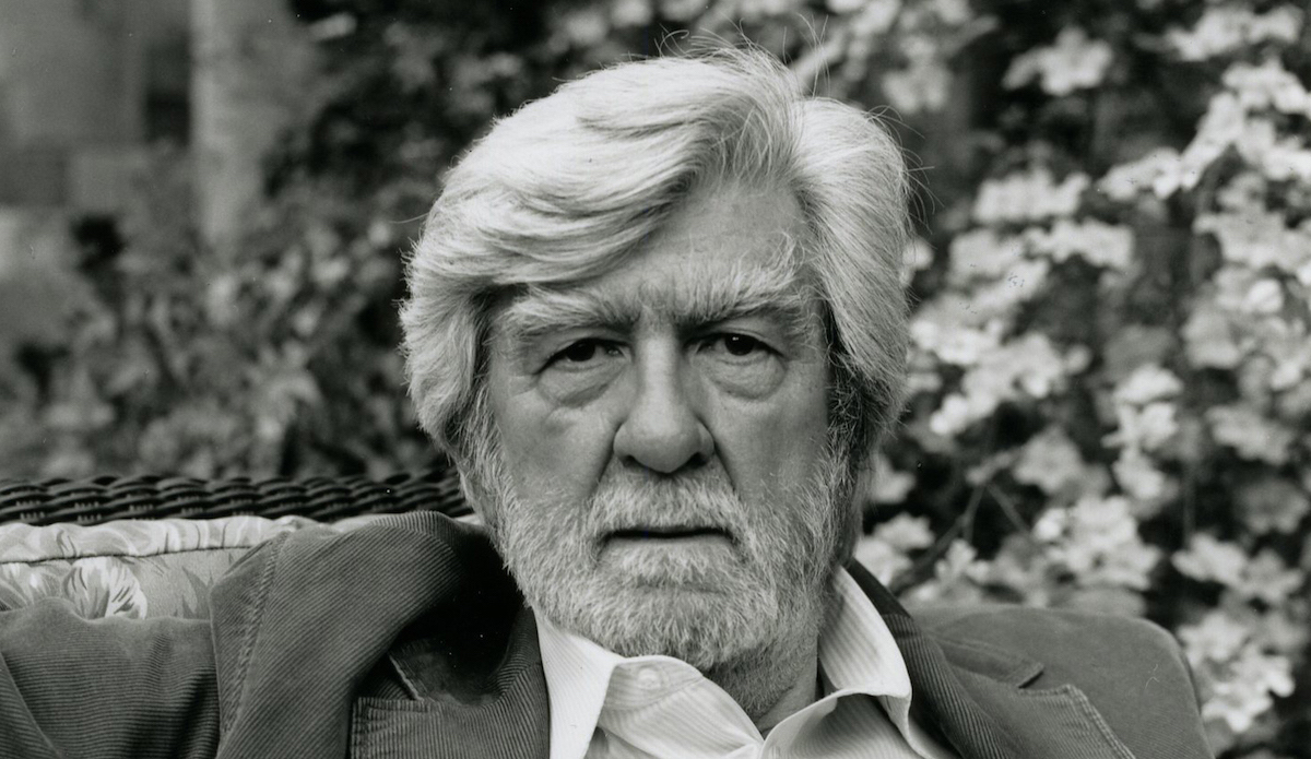 """Dr. Stanley Plumly, Maryland's award-winning poet laureate, won the Truman Capote Prize For Literary Criticism for """"The Immortal Evening"""" in 2015. (Photo courtesy of Stanley Plumly)"""